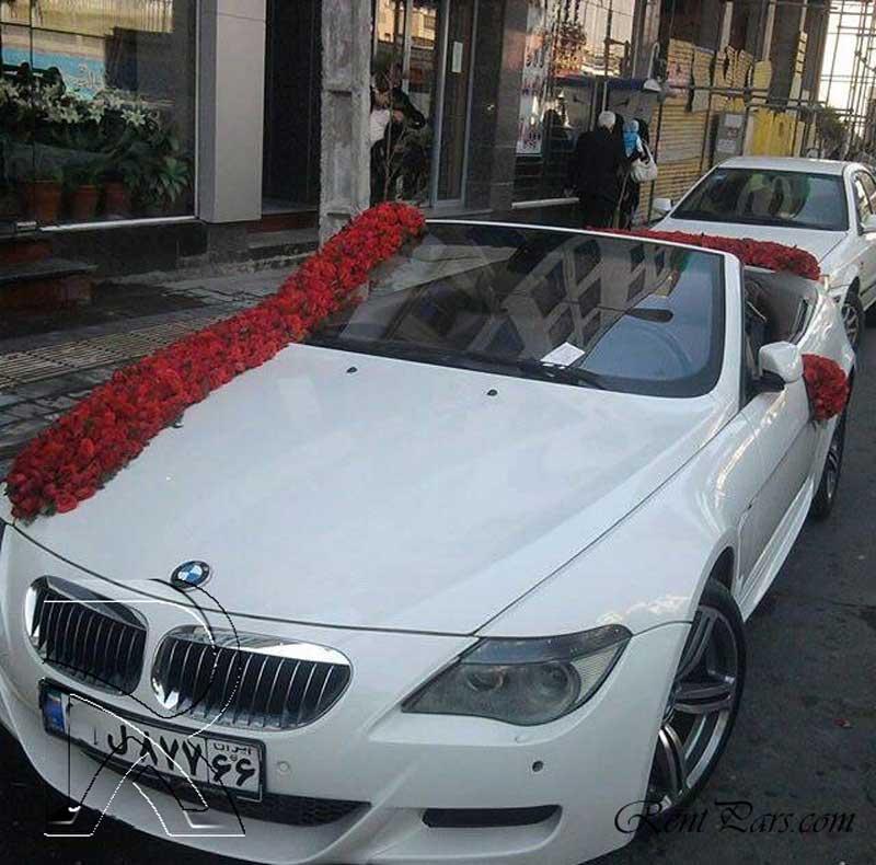 عکسهای ماشین عروس 7