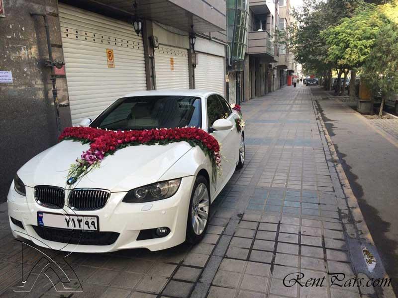 عکس ماشین عروس ایرانی ۸