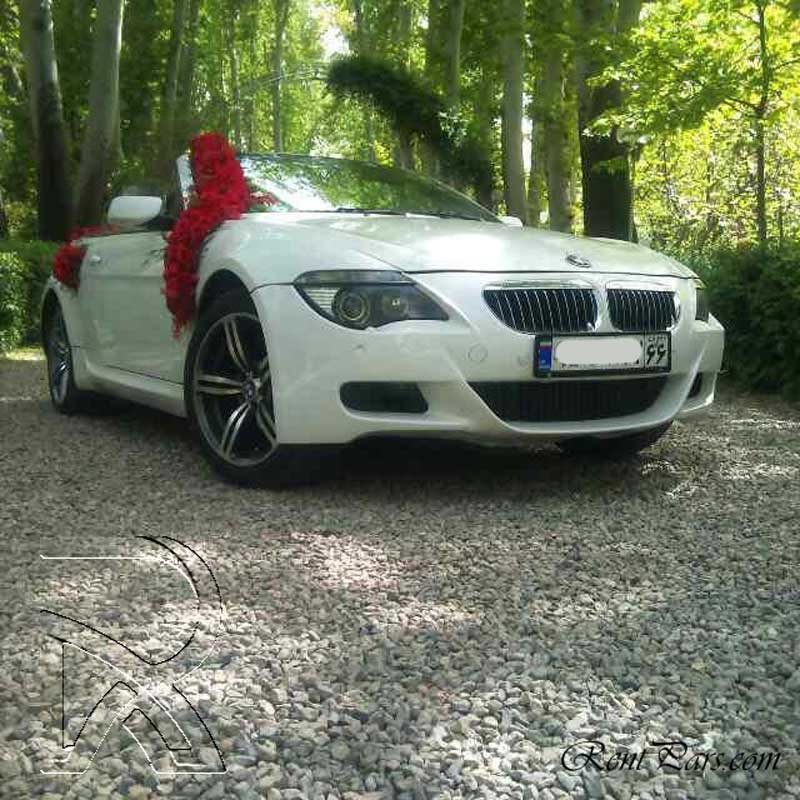 عکس ماشین عروس ایرانی ۷