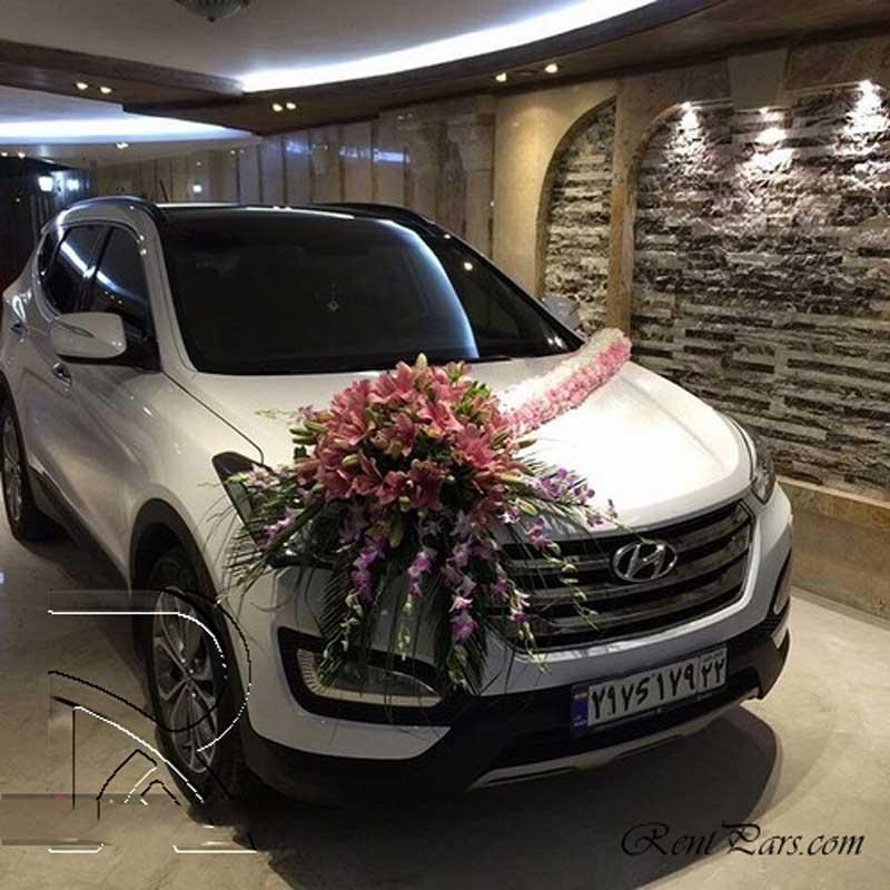 مدل ماشین عروس ۲