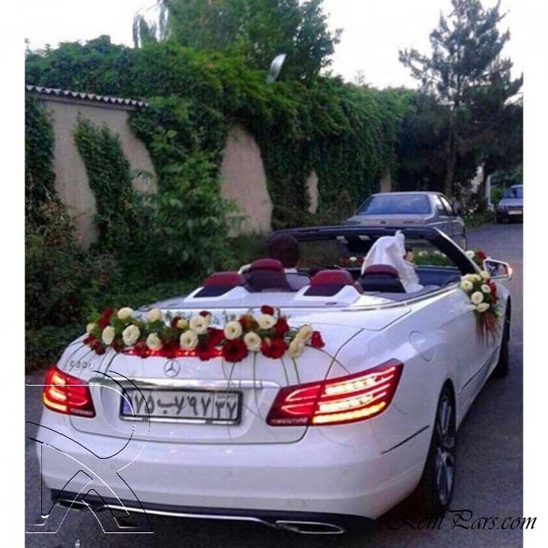 ماشین عروس ساده ۹