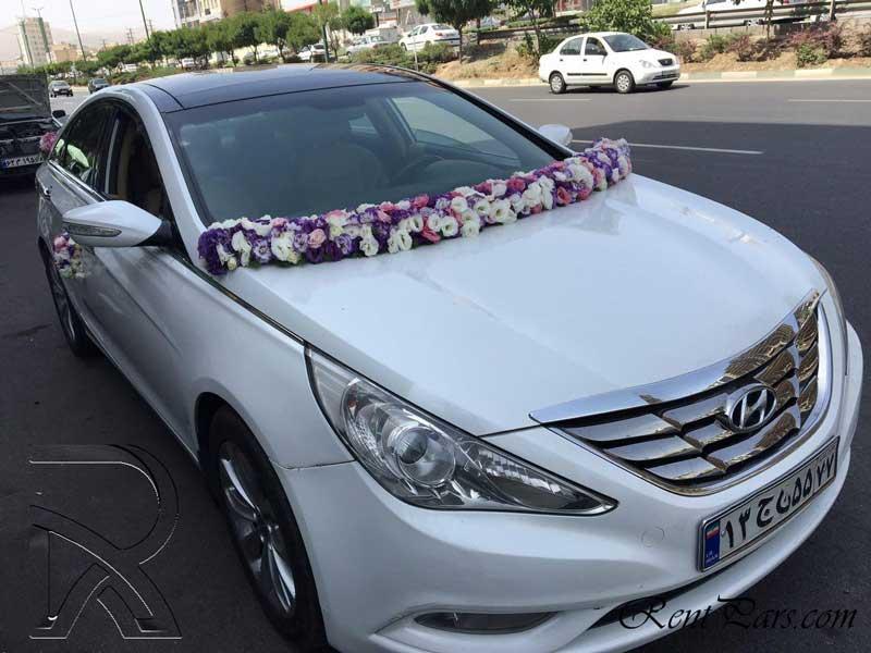کرایه ماشین عروس در تهران
