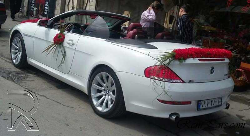 ماشین عروس ایرانی 7
