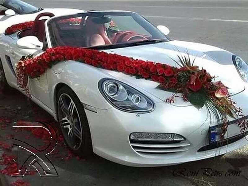 مدل ماشین عروس ۱