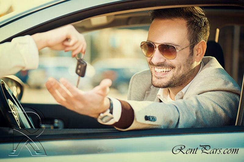 قرارداد اجاره خودرو بدون راننده