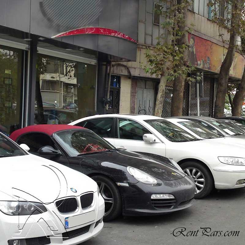 نمونه قرارداد اجاره خودرو با راننده