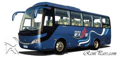 اجاره اتوبوس دربستی ( میدل باس )