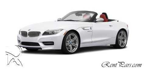 اجاره خودرو بی ام و BMW Z4